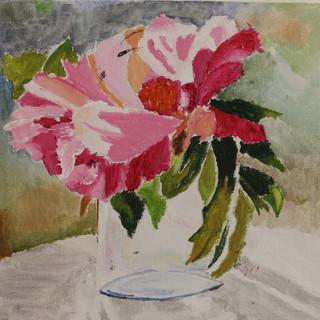 Still-life flowers