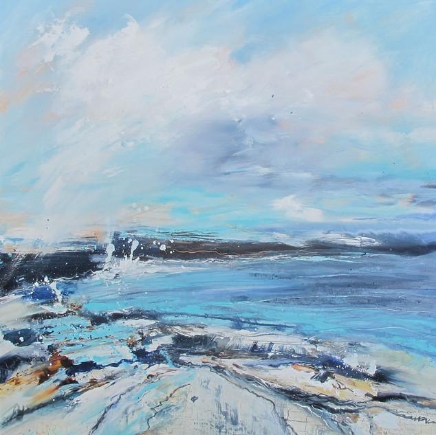 Plein-air oil painting 5