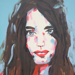 Tom Bennett Inspired Portrait