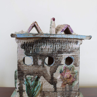 Grayson Perry Inspired House