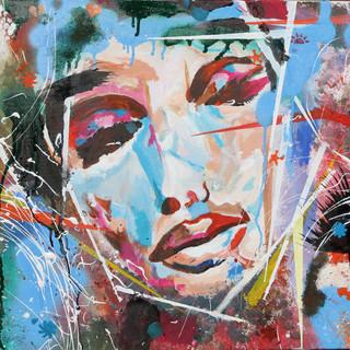 Danny O'Connor inspired portrait
