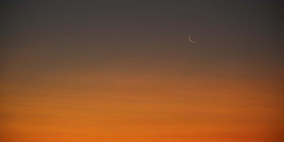 New Moon Circle by SpiritWalker