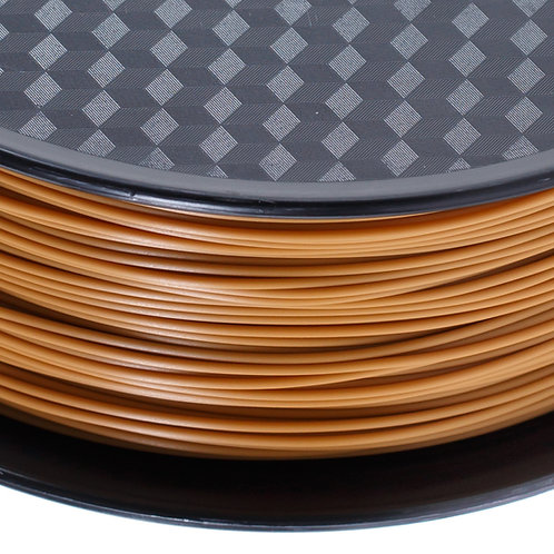 ABS (Skin - Dark Complexion) 1.75mm 1kg Filament [BBRL10117