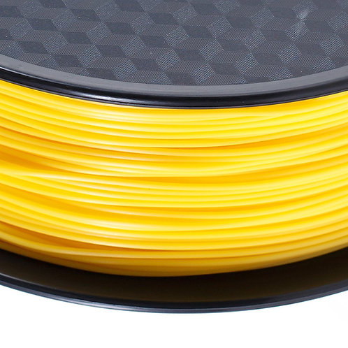 ABS (Simpson Yellow) 1.75mm 1kg Filament [YRL1018129C]
