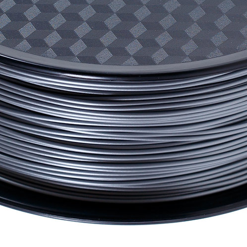 ABS (Silver Dollar) 1.75mm 1kg Filament