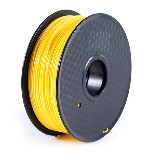 PLA (Simpson Yellow) 1.75mm 1kg Filament [YRL1018129C]