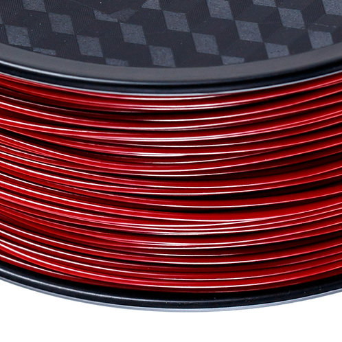PLA (Iron Red) 3.00mm 1kg Filament [IRRL30111815C]