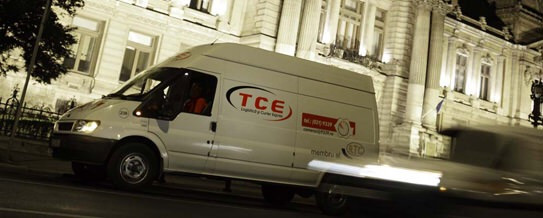 tce ecommerce courier