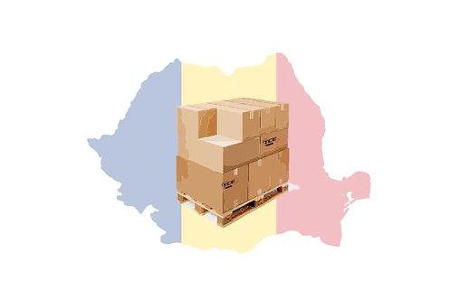 distributie paleti Romania