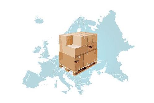 distributie paleti Europa