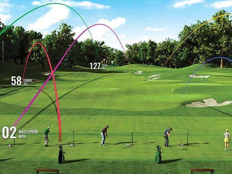 Driving Range Practice with Purpose Tips