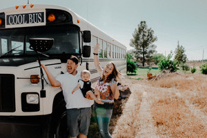 God told us to buy a bus! (Part 1)