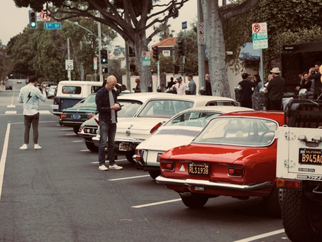 Cars, Coffee and Soft T-Shirts