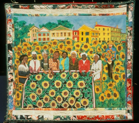 The Sunflowers Quilting Bee
