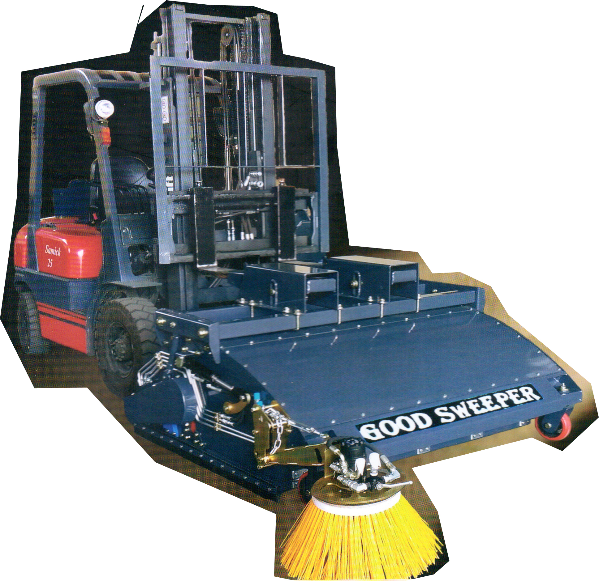 FORKLIFT SWEEPER 02