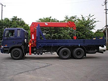 truck craner, telescopic crane