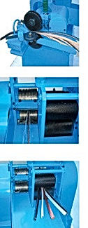 cable stripper, cable stripping, wire stripper, wire stripping