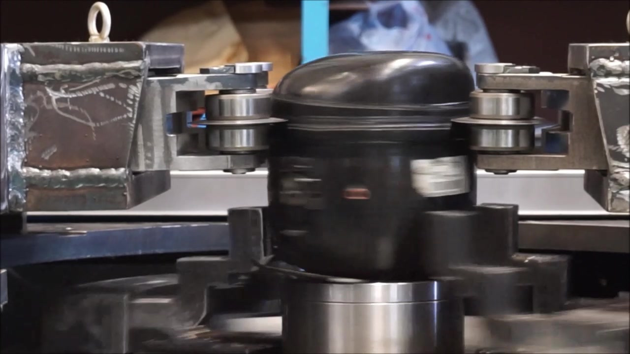 compressor recycling machine CW 809A+