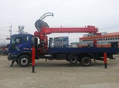 truck crane, telescopic crane
