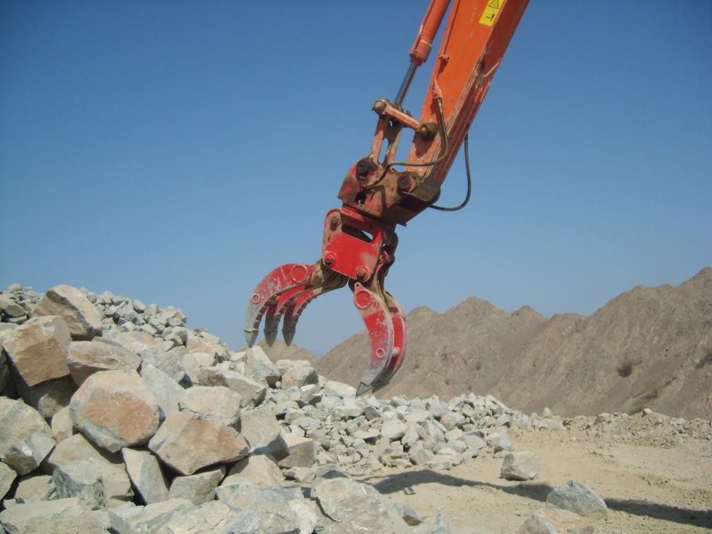 stone grab
