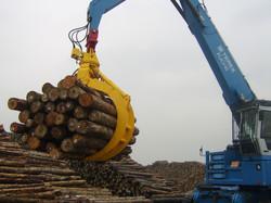 wood grab