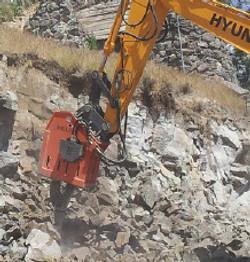 Vibro Demolition Ripper