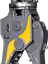 concret crusher, metal shears, pulverizer