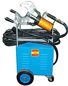 cable cutter, wire cutter, scrap cable, scrap wire