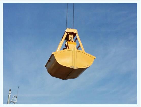 clamshell bucket