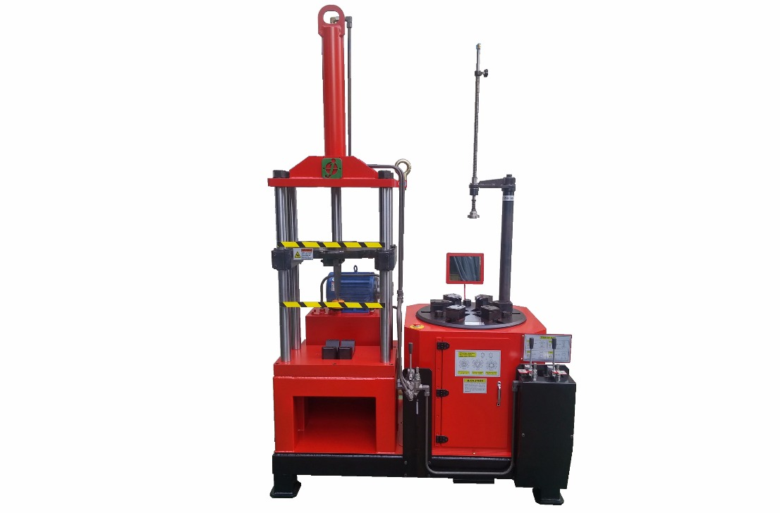 Motor Recycling Machine
