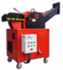 cable recycling, wire recycling, preshredder