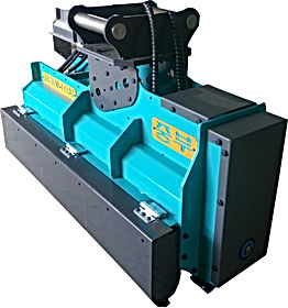 vibro ripper, vibrating ripper, vibratory ripper, demoltion ripper