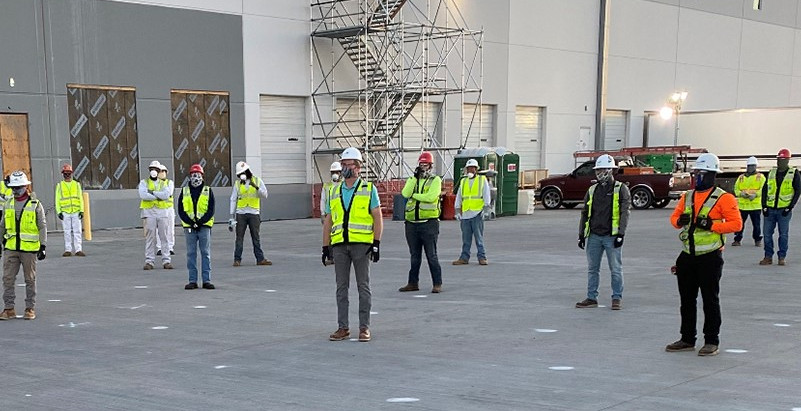 OSHA Stand-Down for Fall Prevention Week. 9/14 9/18