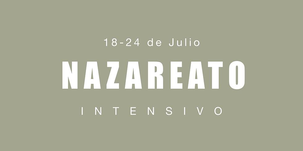 "Nazareato ""Intensivo"" 2021"