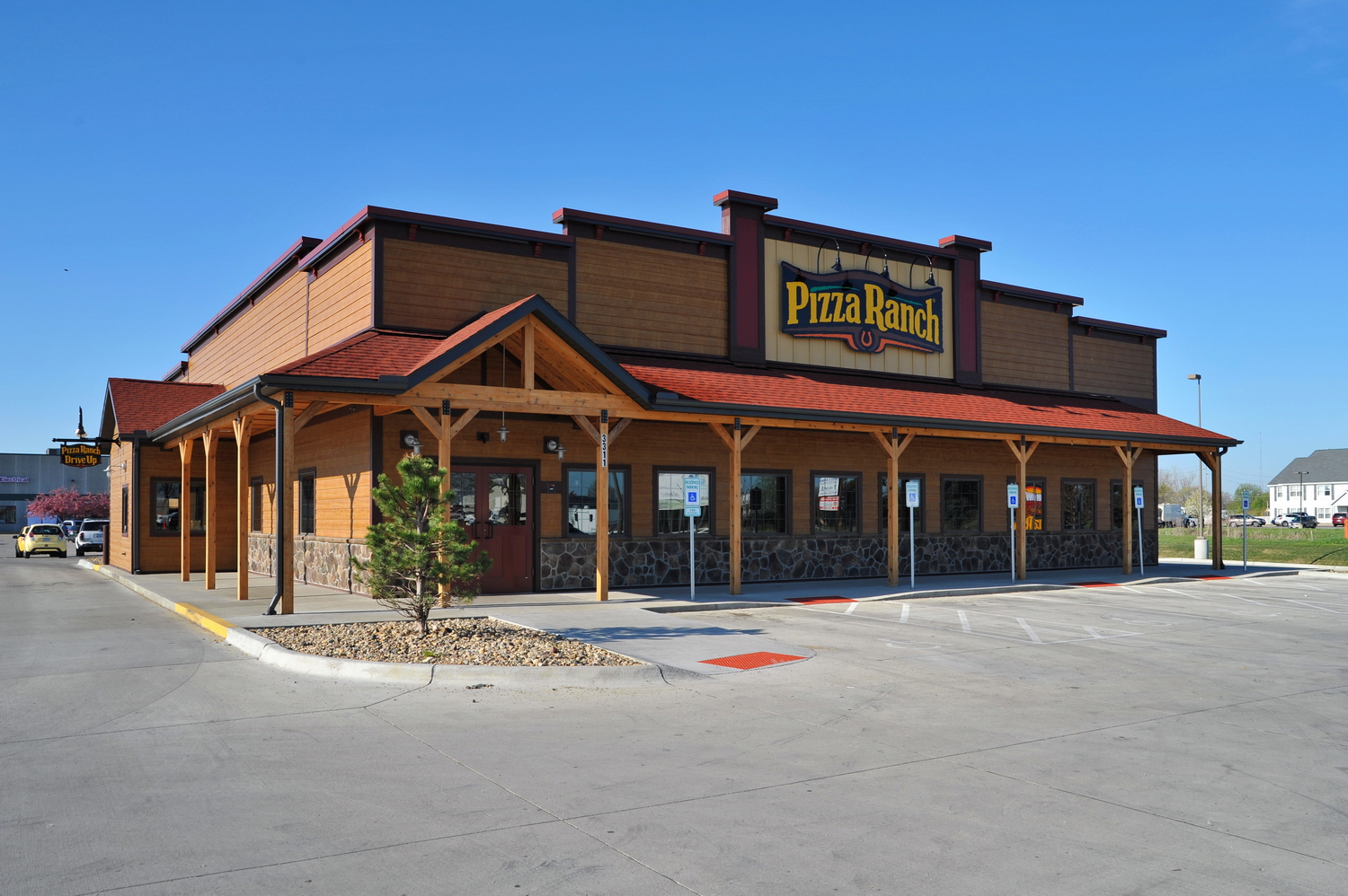 Pizza Ranch Fort Dodge Iowa