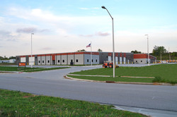 Ames CSD Bus Facility Ames Iowa