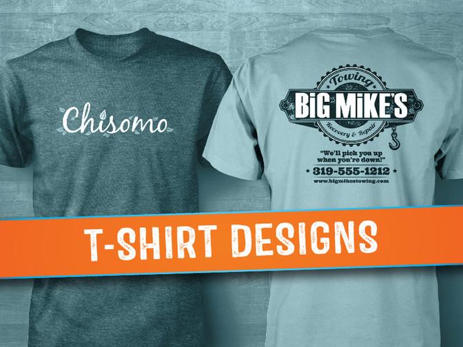 T-Shirt Design Cedar Rapids