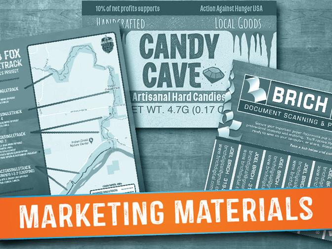 Marketing Design Cedar Rapids