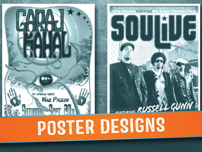 Poster Design Cedar Rapids