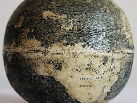 Da Vinci's globe?