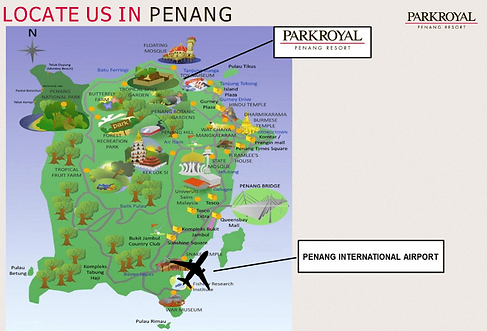 Locate us in Penang