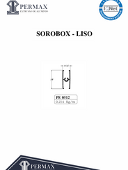 sorobox liso PE 0512