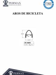 aros de bicicleta PE 0050