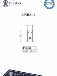 linha 14 PE 0288