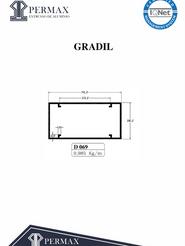 gradil D 069
