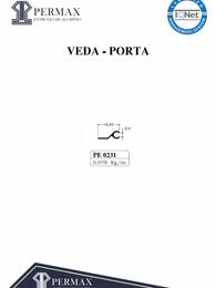 veda porta PE 0231