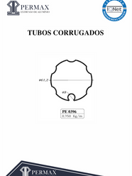 tubos corrugados PE 0396