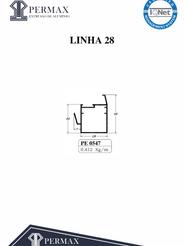 linha 28 PE 0547