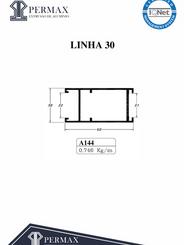 linha 30 A 144