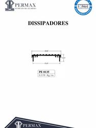 dissipadores PE 0135